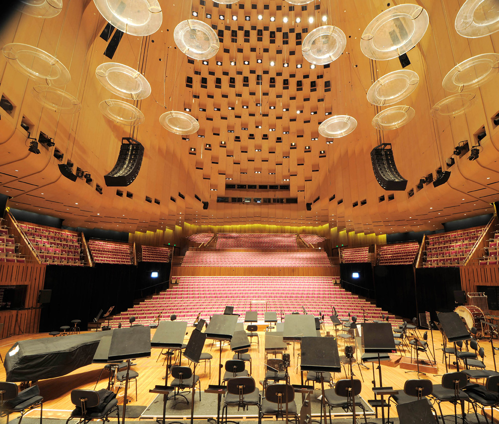 sydney opera house images inside