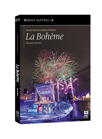 La Bohème – Handa Opera on Sydney Harbour