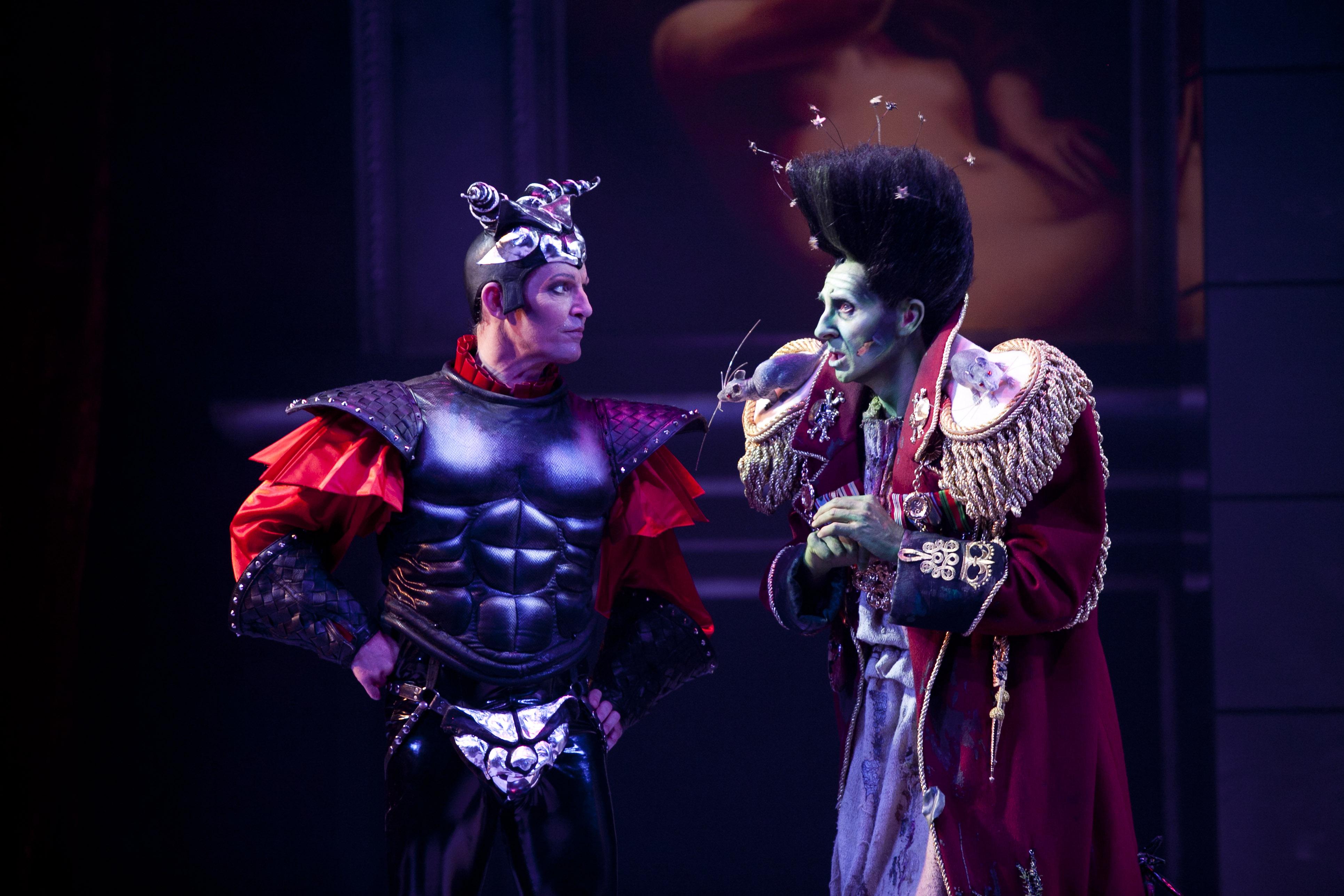 Orpheus in the Underworld   Opera Australia