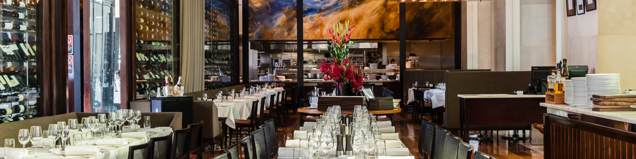 Feast on Opera at glass brasserie
