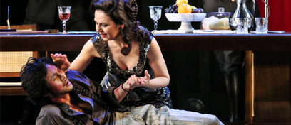 Tosca at Sydney Opera House in 2013