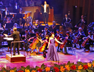 The Opera Gala - New Year's Eve at Sydney Opera House