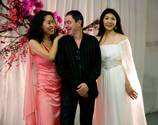 Hyeseoung Kwon, Alex Olle, Hiromi Omura