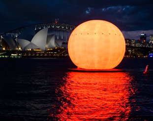 Handa Opera on Sydney Harbour - Sun