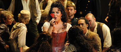 Carmen Production Photos