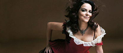 "Nancy Fabiola Herrera: ""Carmen doesn't have to be beautiful"""