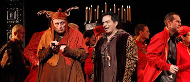 Critic in Training: Rigoletto Review