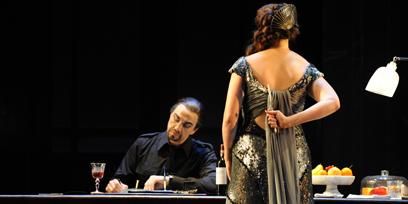 Tosca at Sydney Opera House in 2015