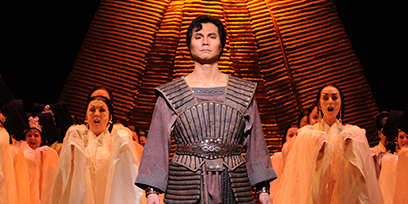 Read Rosie Waterland's review of Turandot