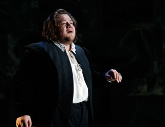 Diego Torre performs the title role in Opera Australia's Don Carlos.