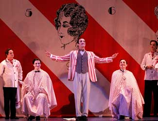 Opera Australia's The Barber of Seville