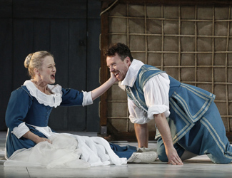 Opera Australia's The Marriage of Figaro