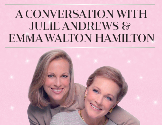 Julie Andrews & daughter Emma Walton Hamilton
