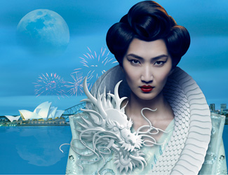 Turandot - Handa Opera and Sydney Harbour
