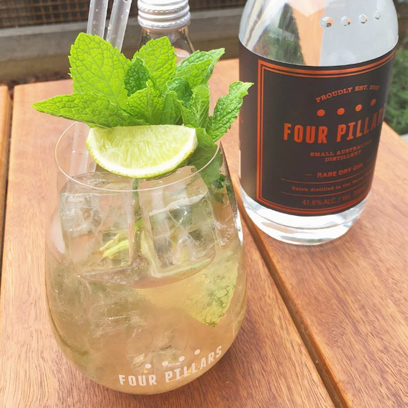 Four Pillars House Spritz