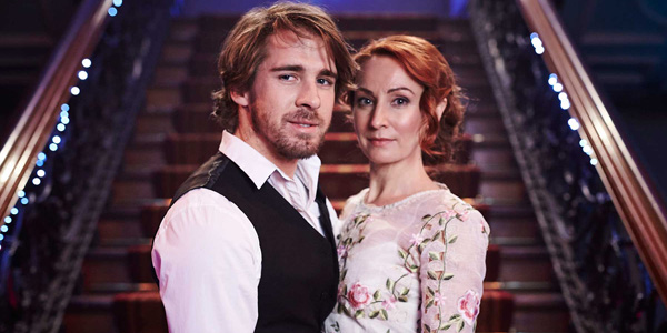 Hugh Sheridan & Lisa McCune star in The Divorce