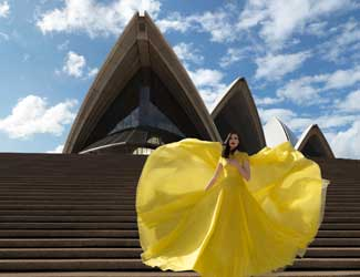 Opera Australia at the Sydney Opera House