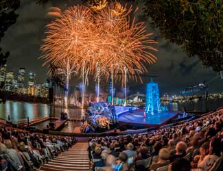 Handa Opera on Sydney Harbour - Turandot