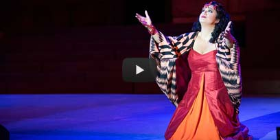Watch the trailer for Griffith Opera on the Beach - Aida