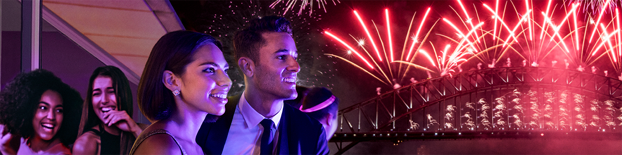 New Years Eve at the Sydney Opera House