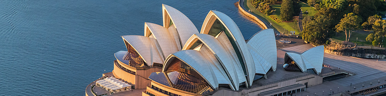 An image of the Sydney Opera House