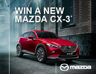Mazda car competition
