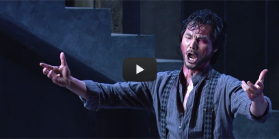 Watch the trailer for Tosca