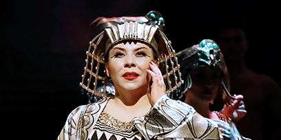Aida at Sydney Opera House in 2018