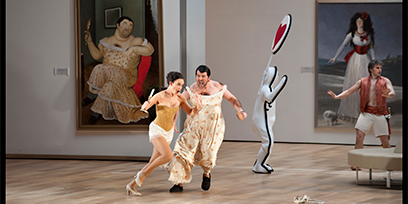 Il Viaggio a Reims at the Dutch National Opera & Ballet in 2015