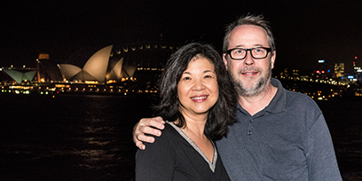 20 April 2018: La Bohème on Sydney Harbour