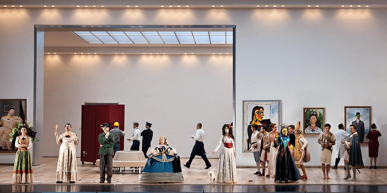 Il Viaggio a Reims | Opera Australia
