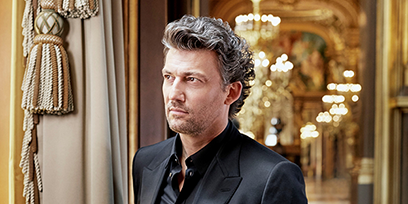 Jonas Kaufmann is the world's greatest tenor.