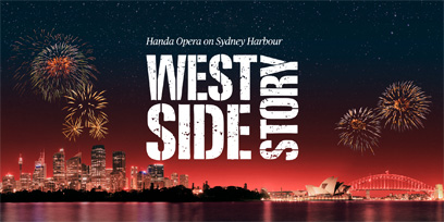 Handa Opera on Sydney Harbour - West Side Story 2019