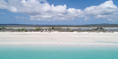 Wathumba Creek on Fraser Island