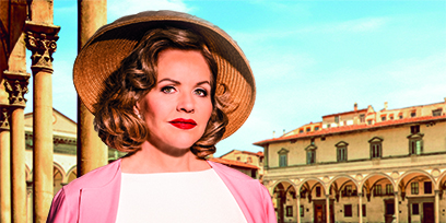 Renee Fleming in The Light in the Piazza