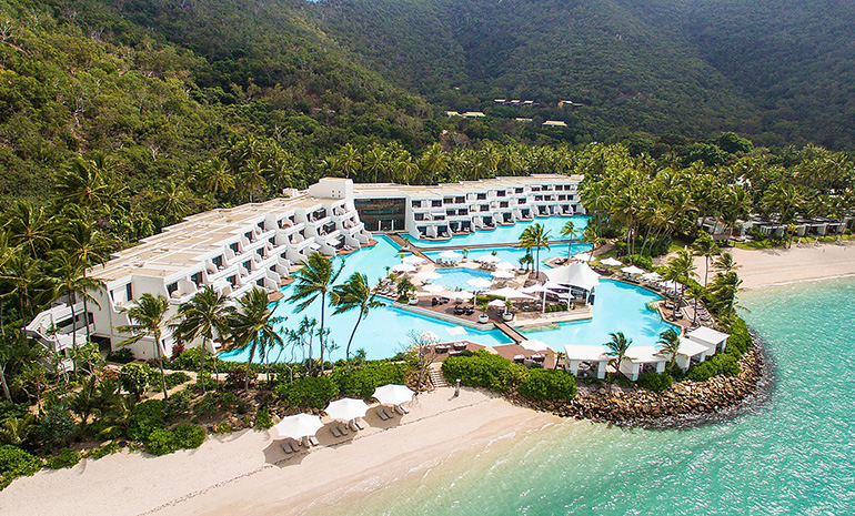 Intercontinental Hotel Hayman Island