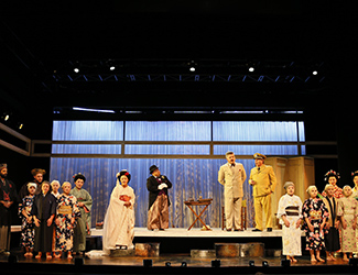 Madama Butterfly cast members