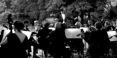 Brian Castles-Onion on conducting at Opera on Sydney Harbour