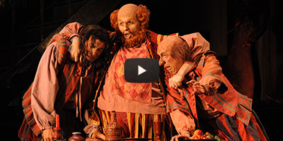 Warwick Fyfe on becoming Falstaff