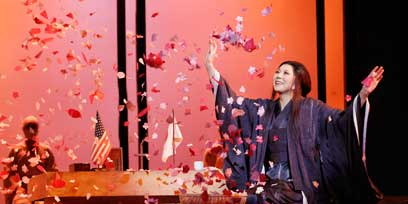Madama Butterfly at Arts Centre Melbourne in 2012