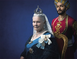 Judi Dench as Queen Victoria (image copyright 2017 Universal Studios)