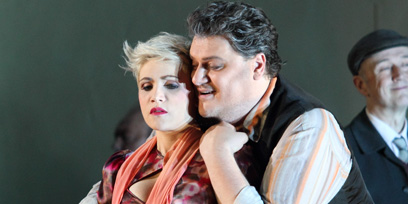 Cavalleria Rusticana / Pagliacci at the Royal Opera House