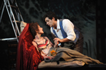 Nicole Car & Gianluca Terranova in La boheme