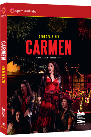 Handa Opera on Sydney Harbour - Carmen