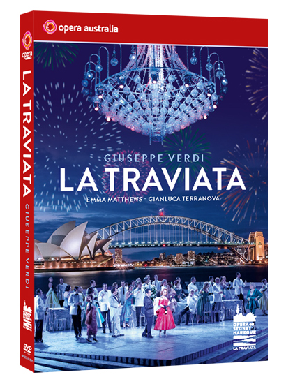 Handa Opera on Sydney Harbour - La Traviata