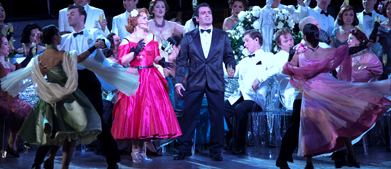 Handa Opera on Sydney Harbour - La traviata - Brindisi