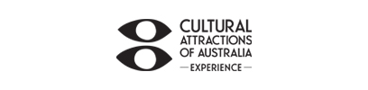 Cultural Attractions of Australia logo