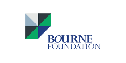 The Bourne Foundation logo